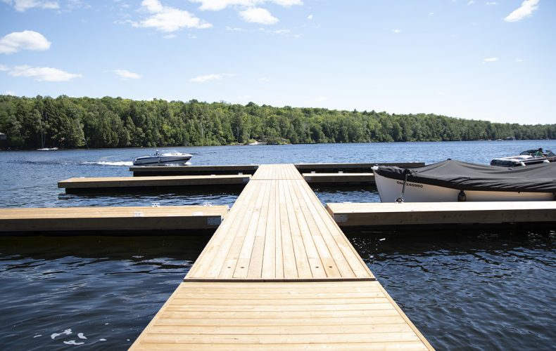 Dock Slips Available