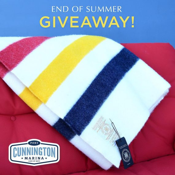 End of Summer GIVEAWAY!
