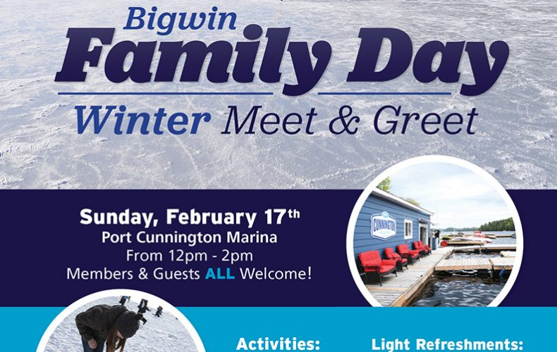 Bigwin Family Day Winter Meet & Greet!